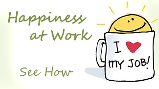 What Makes People Happy at Work?